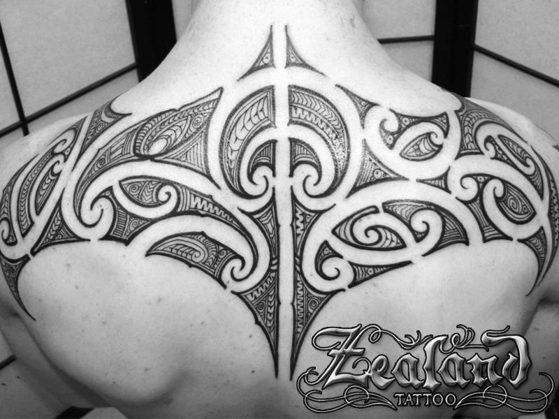 Maori Tattoo Studios: Zealand Tattoo
