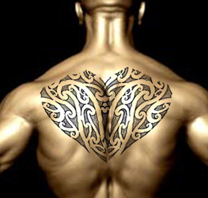 Order your Authentic & Personalised Maori or Polynesian Tattoo Design