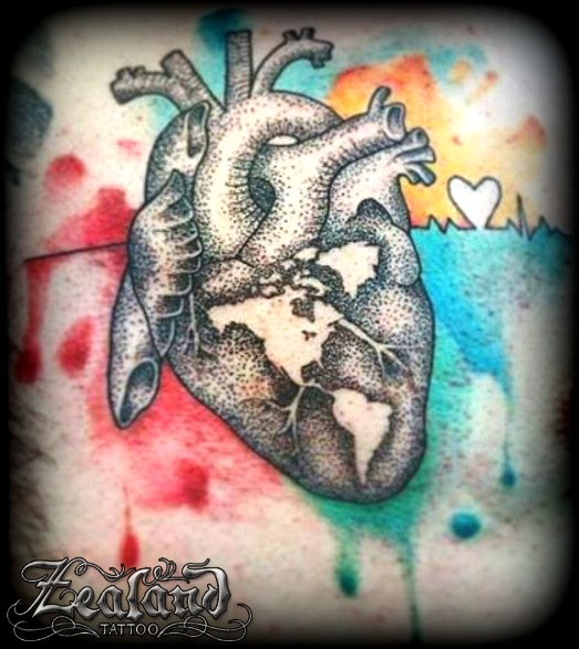 Full Colour Tattoo Gallery - Zealand Tattoo
