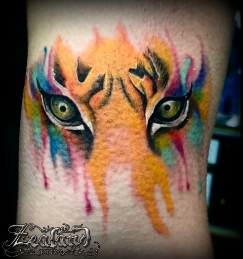 Full Colour Tattoo Gallery