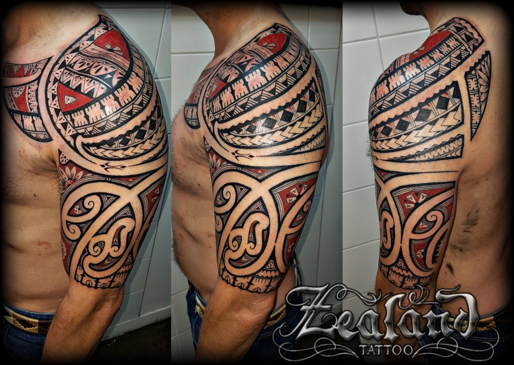 Ta Moko Tattoo: Maori Tattoo Gallery