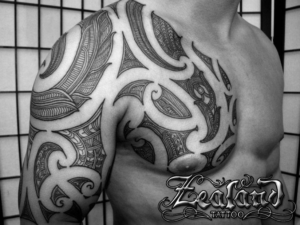 New Zealand Tattoo Maori: Zealand Tattoo Gallery