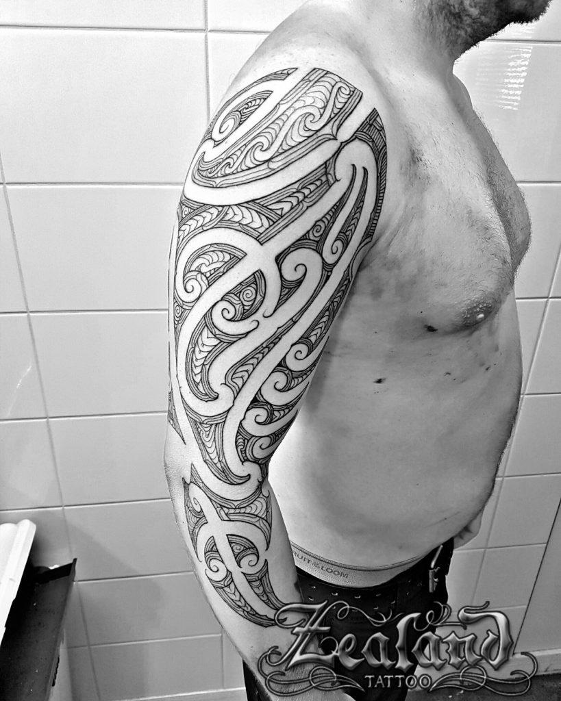 maori tattoos male