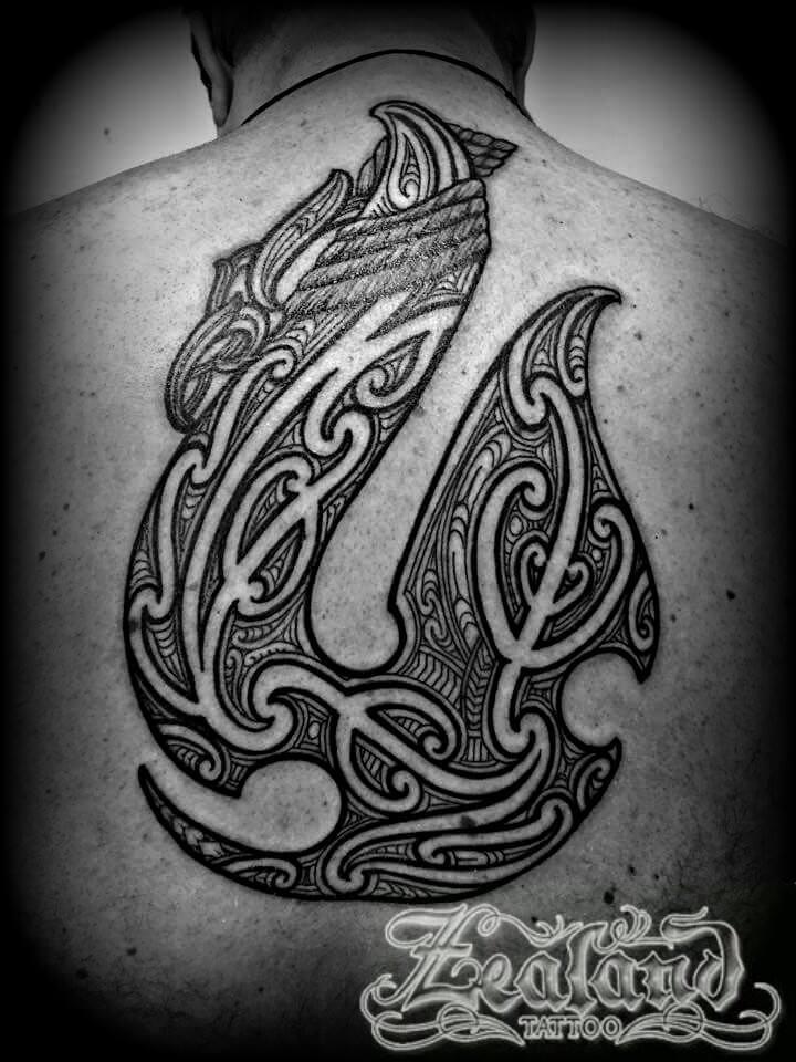 Maori Tattoo Gallery Zealand Tattoo