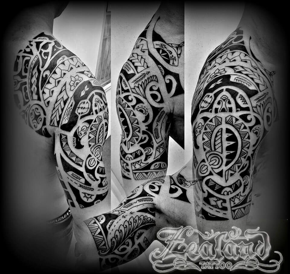 Tattoo Designs Online: Polynesian Tattoo Gallery