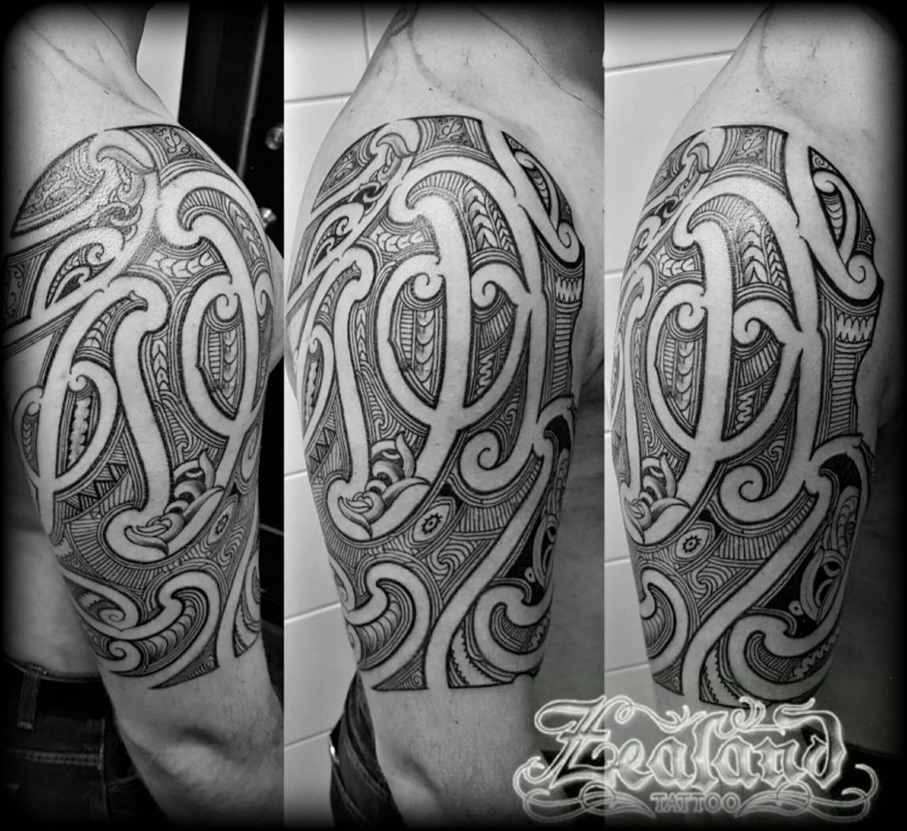 tatoeage naam op arm