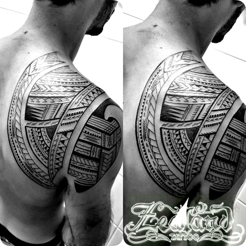 Tattoo: Polynesian Tattoo Gallery