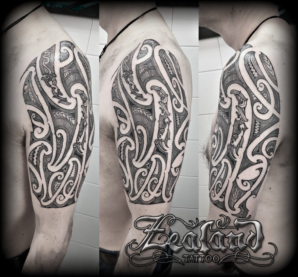 6ac7a50c9 Maori Tattoo: The Definitive Guide to Ta Moko