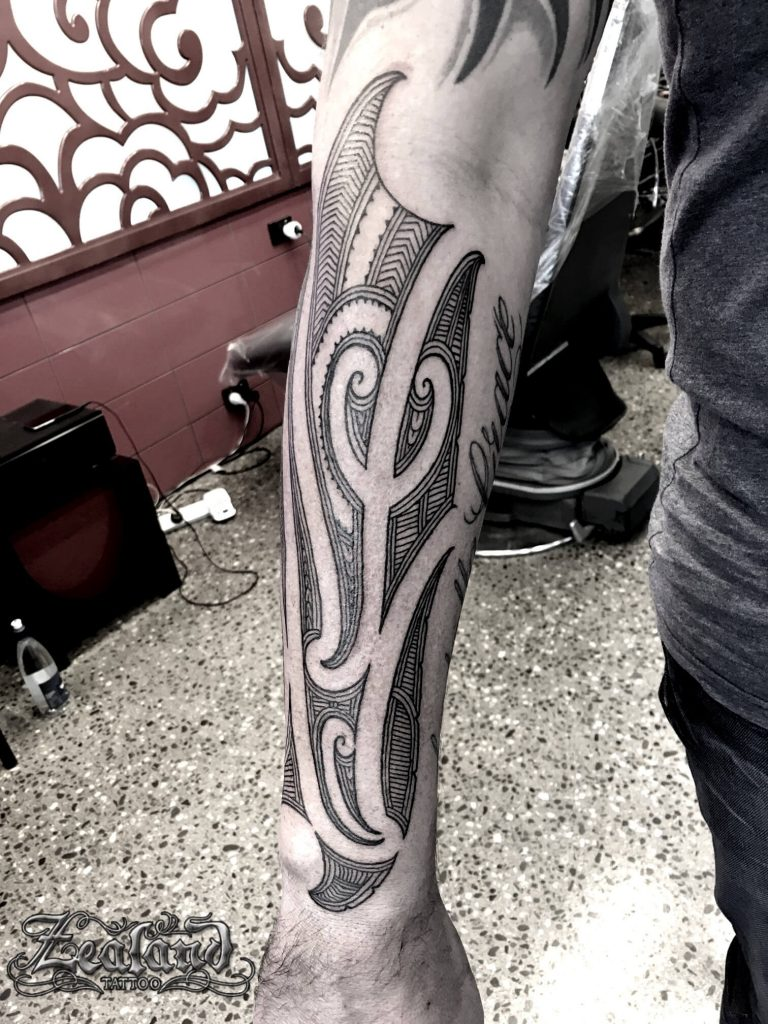 Robbie Williams Maori Tattoo Design: Maori Tattoo Gallery