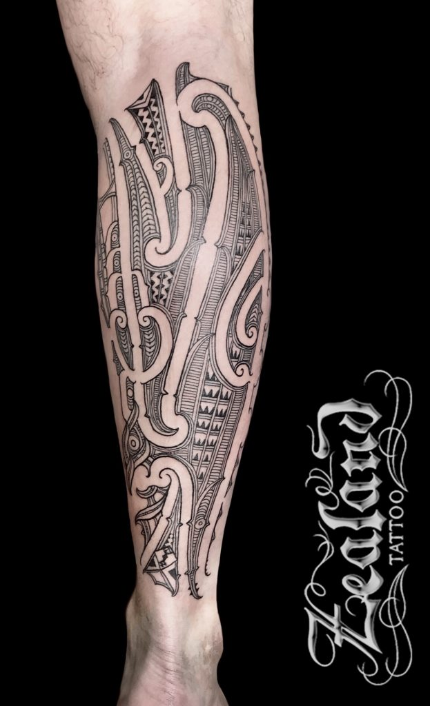 Maori Tattoo Gallery Kiwi Tattoo Designs Zealand Tattoo