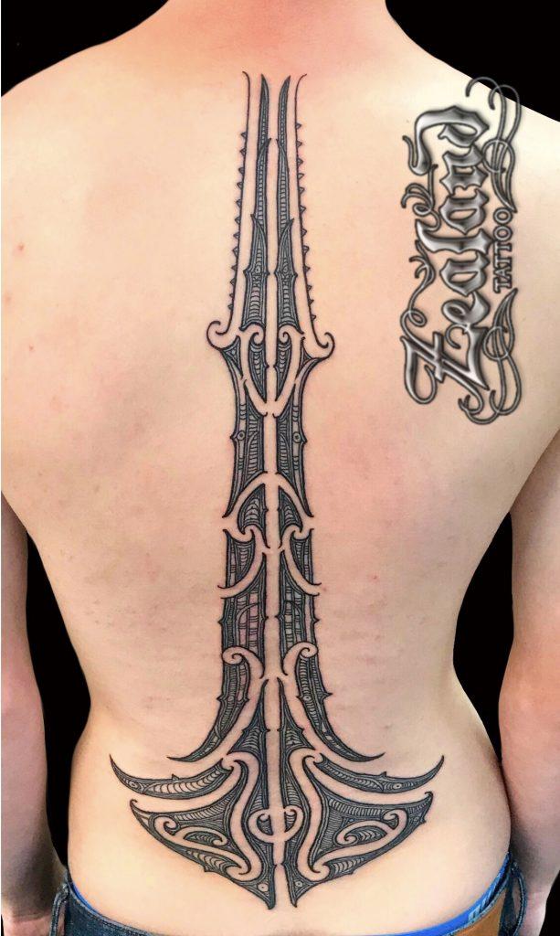 Maori Tattoo Gallery Kiwi Tattoo Designs Zealand Tattoo